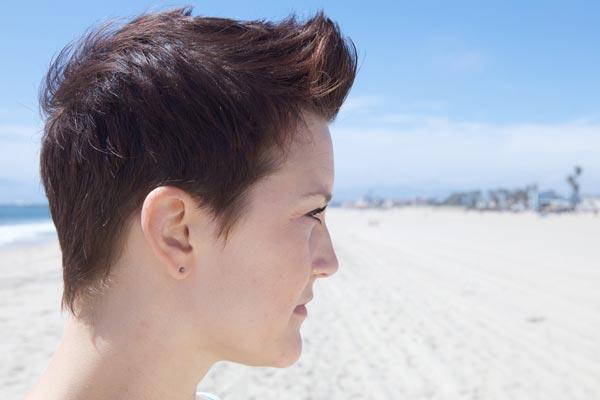 укладки для коротких волос: фото: 13