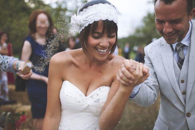 Свадебная укладка для коротких волос