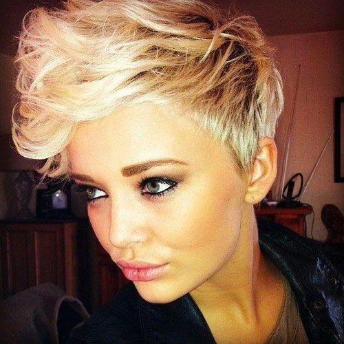 Короткие волосы фото 1