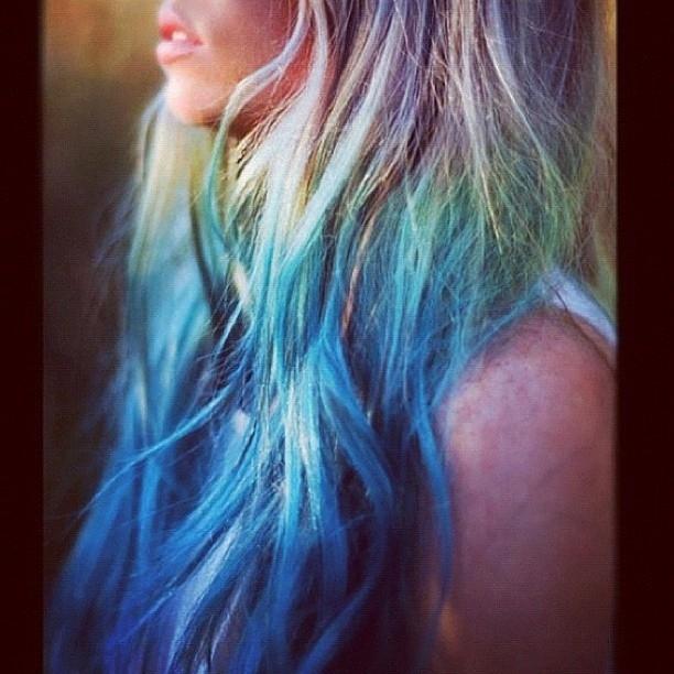прически с помощью мелков для волос: фото 72