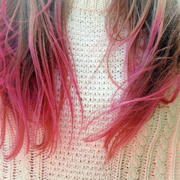 прически с помощью мелков для волос: фото 74