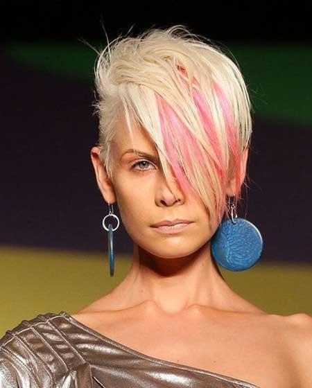 прически с помощью мелков для волос: фото 81