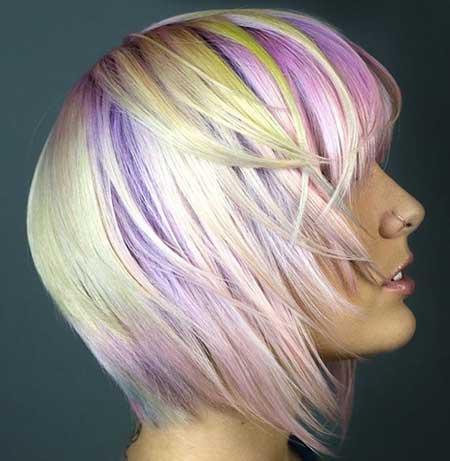 прически с помощью мелков для волос: фото 82