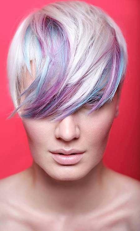 прически с помощью мелков для волос: фото 79