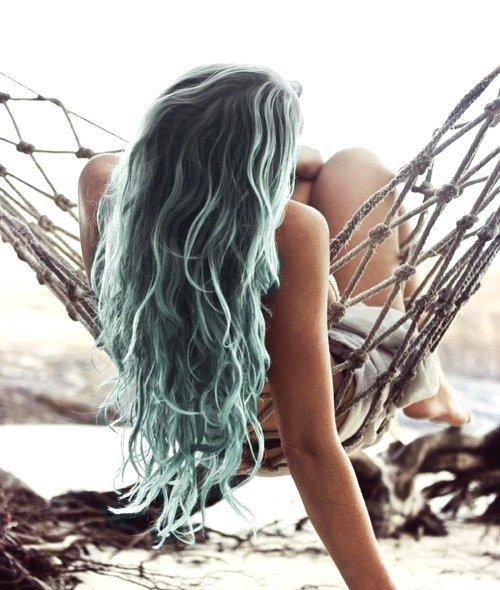 прически с помощью мелков для волос: фото 84