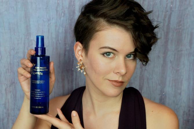 укладки для коротких волос: фото: кудри2