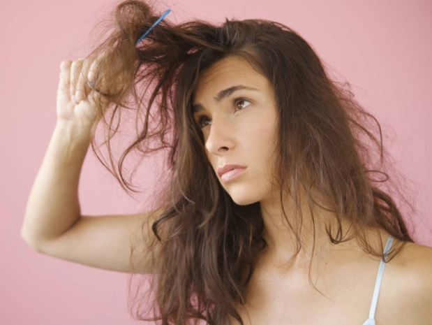 Сезонное выпадение волос весной