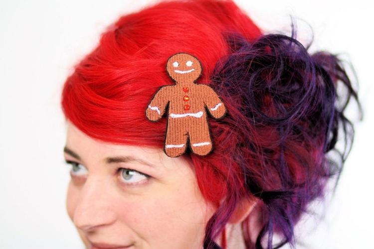 Аксессуары для волос: фото 19