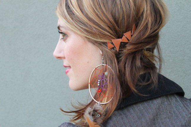 Аксессуары для волос: фото 23