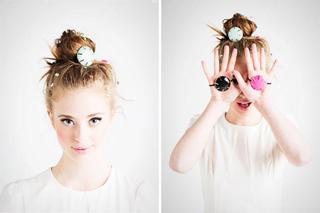 Аксессуары для волос: фото 24