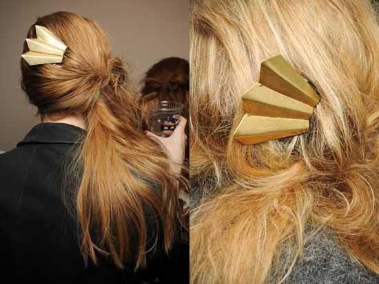 Аксессуары для волос: фото 26