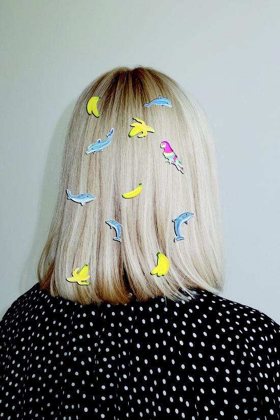 Аксессуары для волос: фото 32