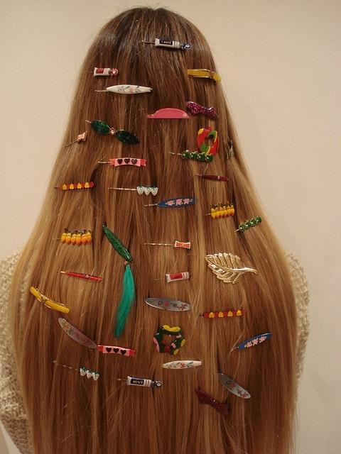 Аксессуары для волос: фото 33