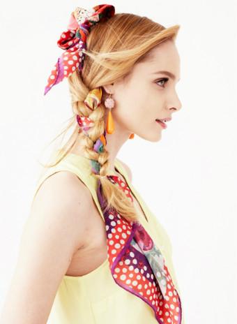 Аксессуары для волос: фото 35