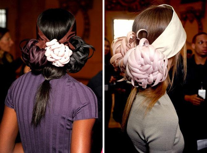 Аксессуары для волос: фото 41