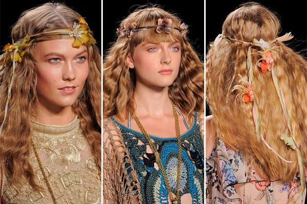 Аксессуары для волос: фото 50