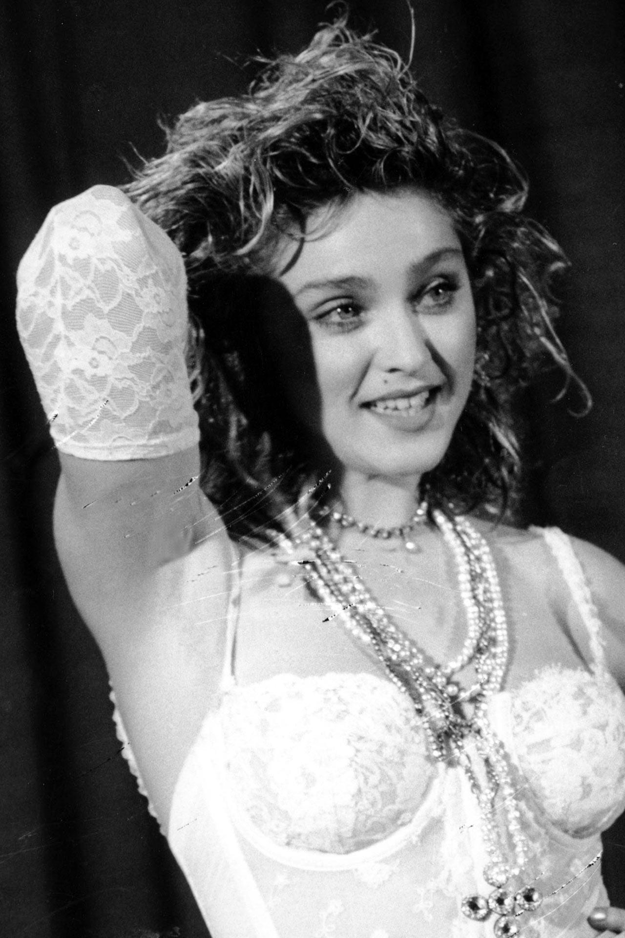 Мадонна 1984 год