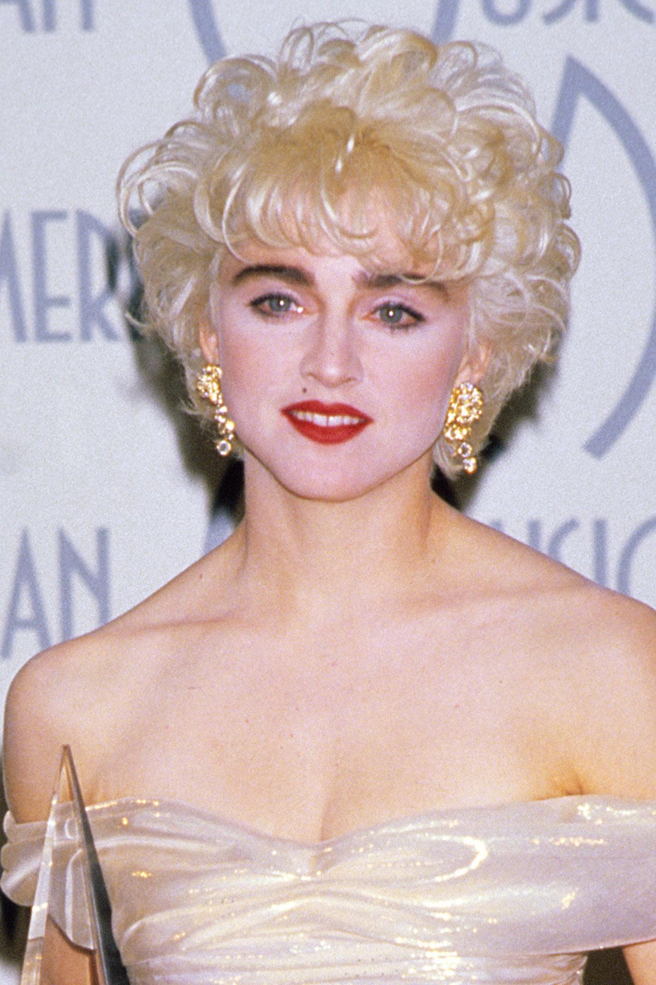 Мадонна 1987 год