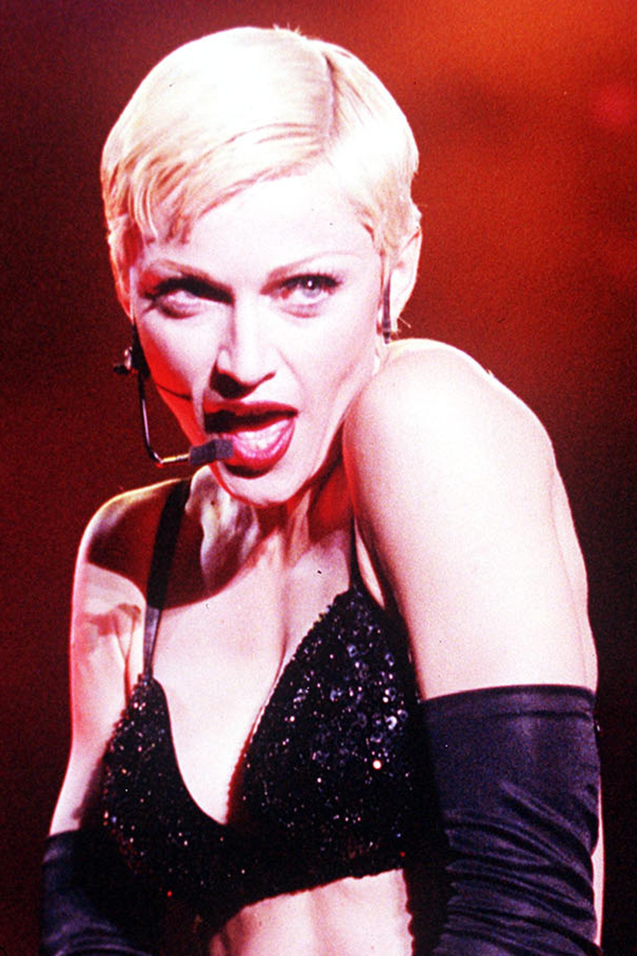 Мадонна 1993 год