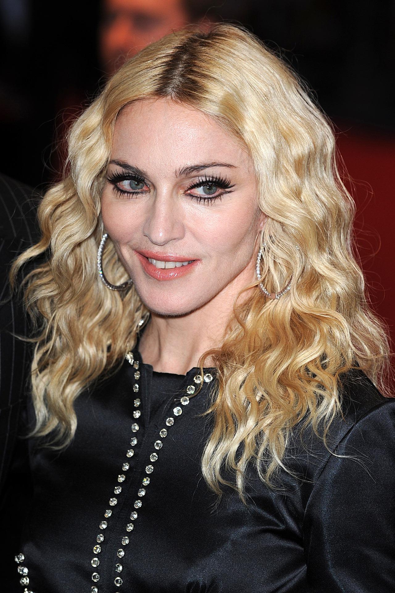 Мадонна 2008 год