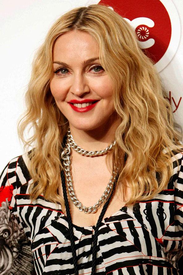 Мадонна 2010 год