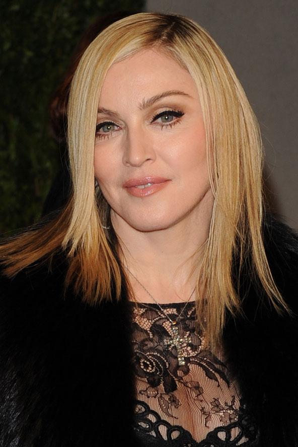 Мадонна 2011 год