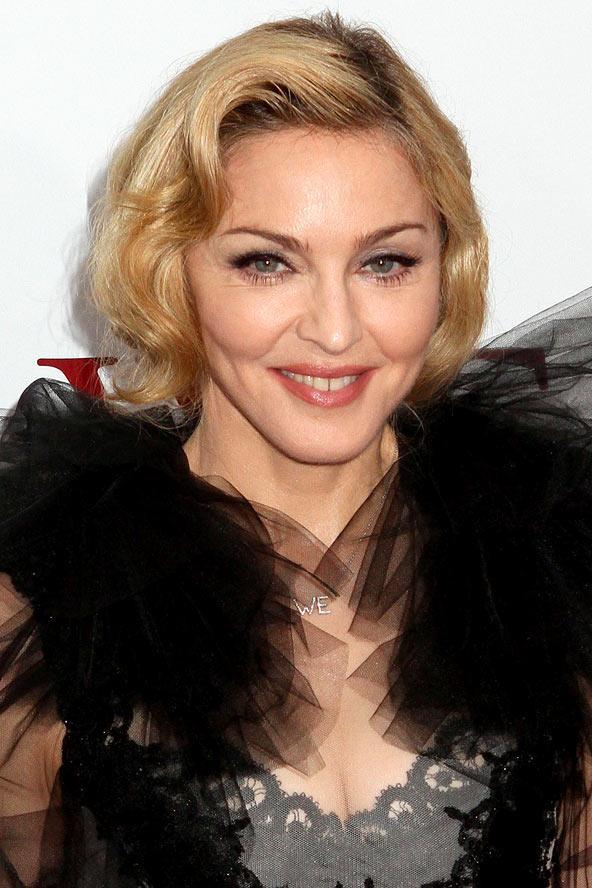 Мадонна 2012 год