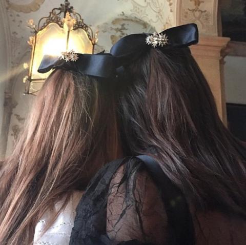 Аксессуары для волос: фото 54