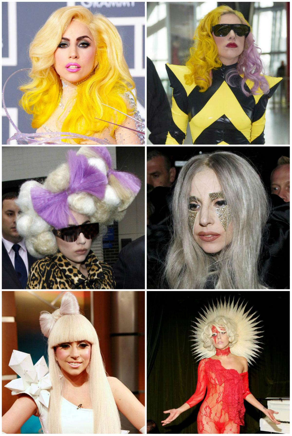 леди Гага фото 1