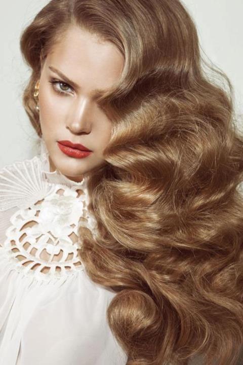 модный цвет волос фото 1