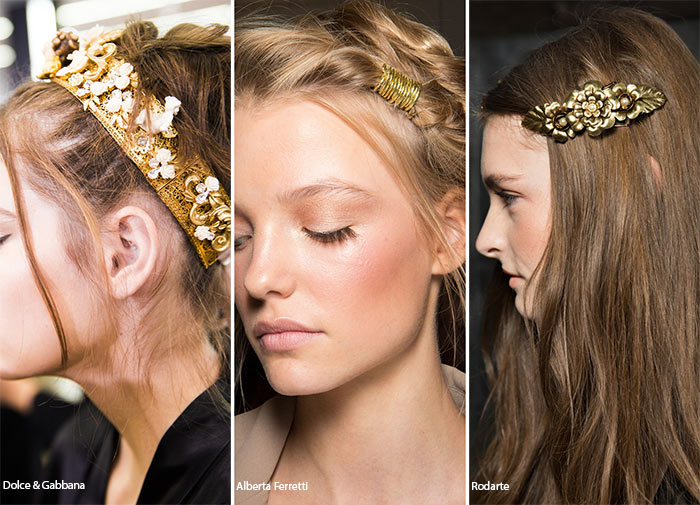 Аксессуары для волос: фото 82