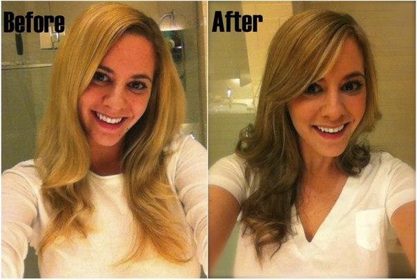мытье волос без шампуня фото 1