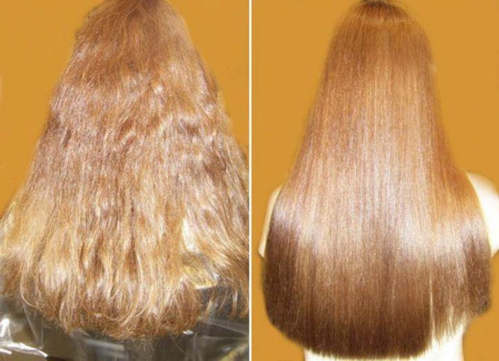 Спа-процедуры для волос