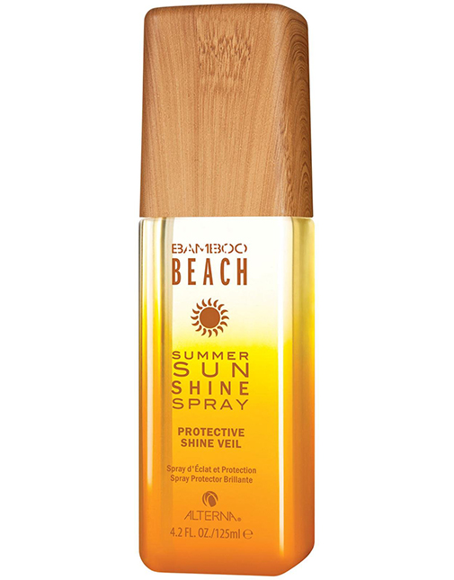 «Bamboo Beach Summer Sunshine Spray Protective Shine Veil» от ALTERNA Haircare