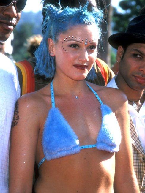 прически 90-х: фото