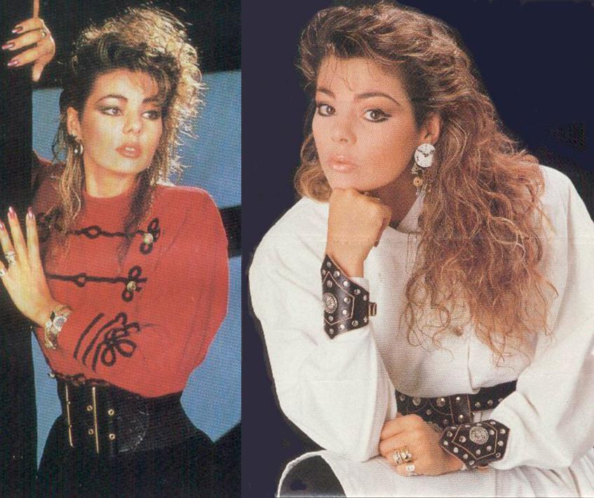 прически 90-х: фото 33