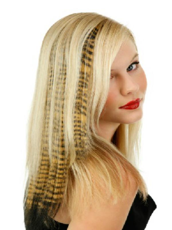 рисунки на волосах: фото 12