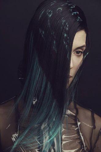рисунки на волосах: фото 7