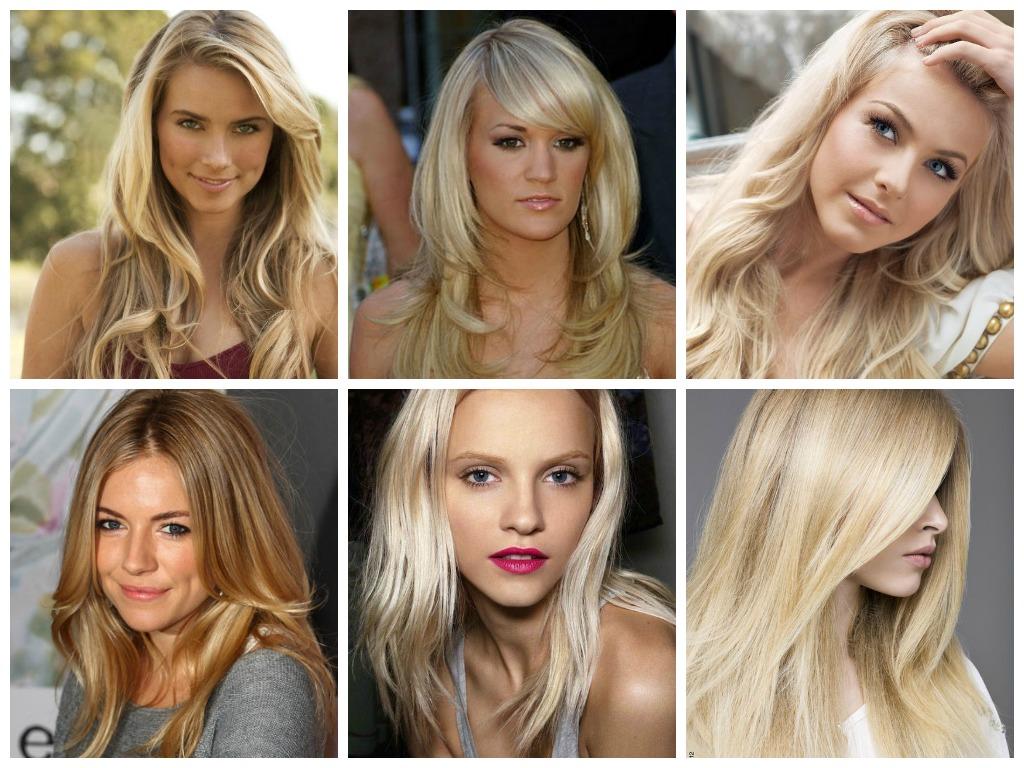 оттенки блонда: фото 44