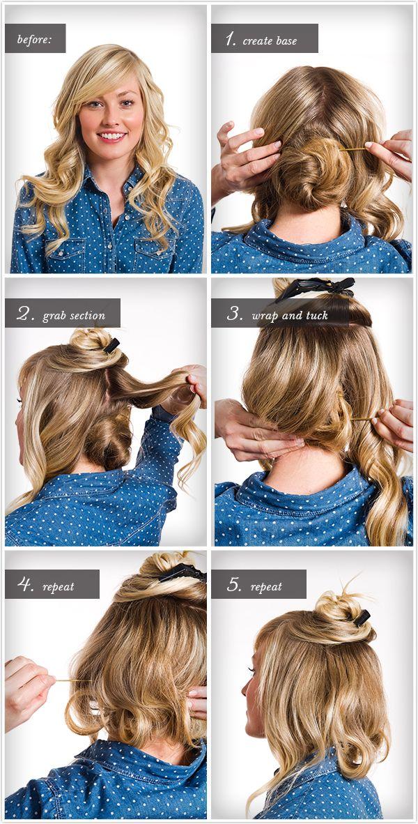 Из длинных волос короткие фото 9
