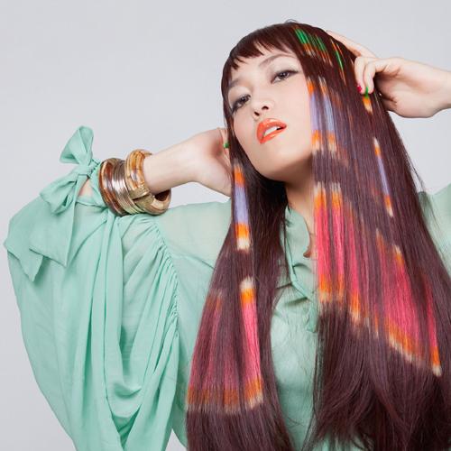 рисунки на волосах: фото 30