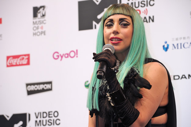 Леди Гага фото 4