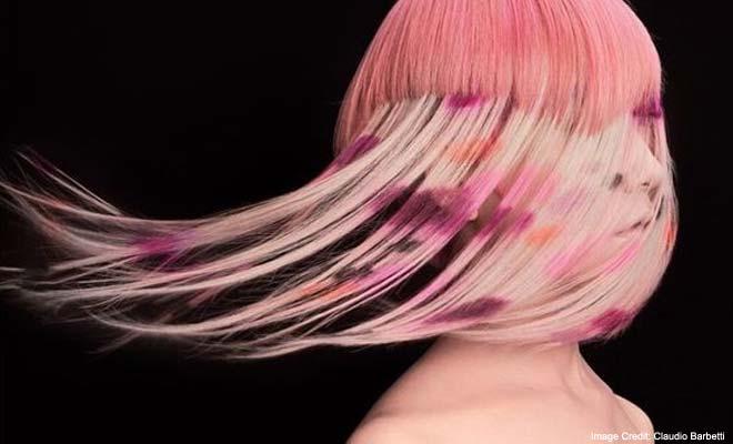 рисунки на волосах: фото 23