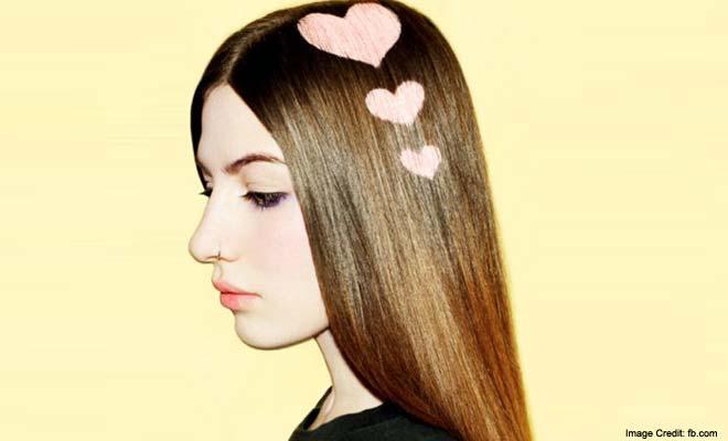 рисунки на волосах: фото 24