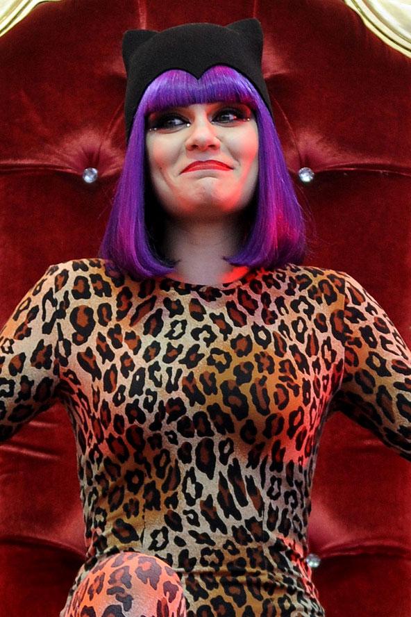 Цветные волосы знаменитостей: фото 33