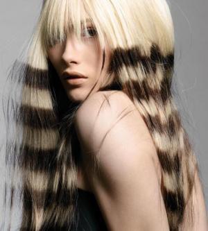 рисунки на волосах: фото 35