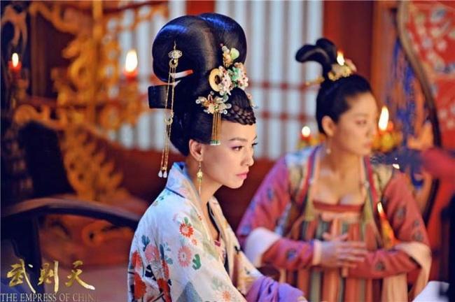 Традиционные прически Китая фото 3