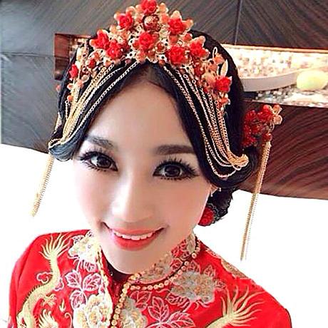 Традиционные прически Китая фото 4