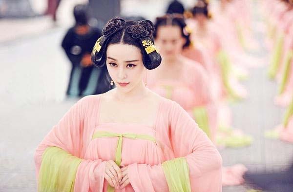 Традиционные прически Китая