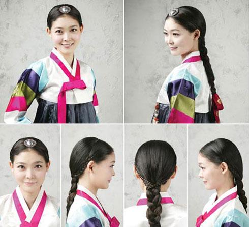 Традиционные прически Кореи фото 2